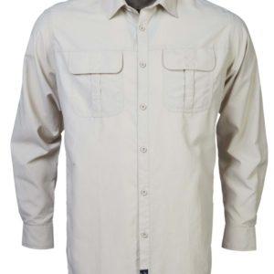 Nissan Blue White Men's Long Sleeve Shirt 4