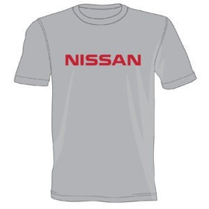 Nissan Grey T Shirt