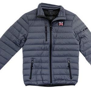 Nissan GT R Ladies Light Puffer Jacket