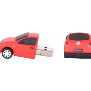Nissan Micra Active 4GB USB Open