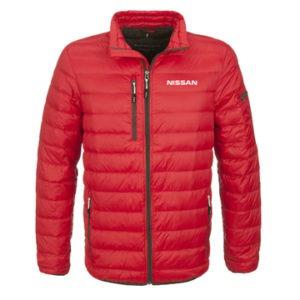 Nissan Men's Light Puffer Jacket