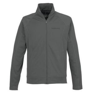 Nissan Men's Knit Jacket Grey