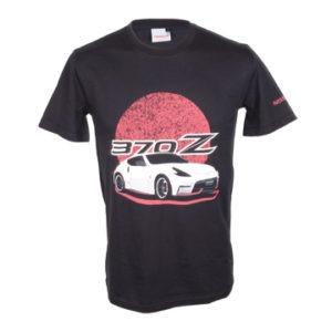 Nissan 370Z Rising Sun T Shirt