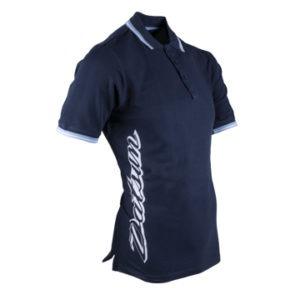 Datsun Men's Retro Golf Shirt Side View