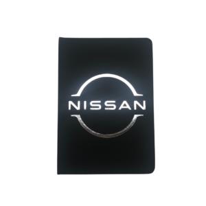 Nissan Bravado midi notebook front view