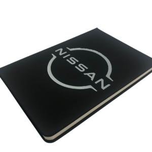 Nissan Bravado midi notebook side view